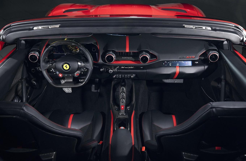 法拉利718_全新法拉利812 GTS/12缸速度机器530万元起价 - 油门到底